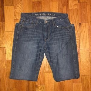 American Eagle Low Rise Bootcut Jeans